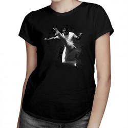 Capoeira - T-shirt pentru femei cu imprimeu