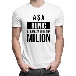 Mai bun bunic din lume - T-shirt pentru bărbați