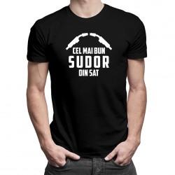 Cel mai bun sudor din sat - T-shirt pentru bărbați
