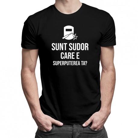 Sunt sudor - care e superputerea ta?