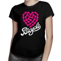 Bicycle - T-shirt pentru femei