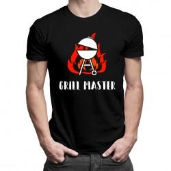 Grill master - T-shirt pentru bărbați cu imprimeu