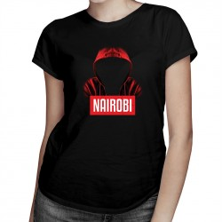 Nairobi - T-shirt pentru femei cu imprimeu
