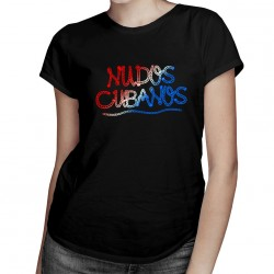 Nudos cubanos - T-shirt pentru femei cu imprimeu