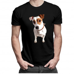 Jack Russell terrier - T-shirt pentru bărbați