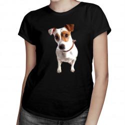 Jack Russell terrier - T-shirt pentru femei