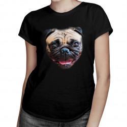 Mops - T-shirt pentru femei