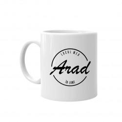 Arad - locul meu în lume - cană