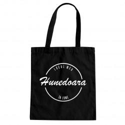 Hunedoara - locul meu în lume - Geantă cu imprimeu