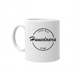 Hunedoara - locul meu în lume - cană
