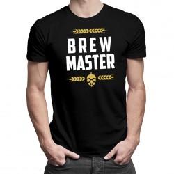 Brewmaster - T-shirt pentru bărbați cu imprimeu