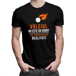 Voleiul nu este un hobby - T-shirt pentru bărbați cu imprimeu