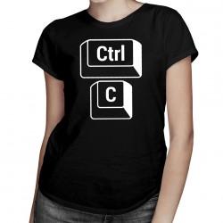 CTRL +C mama - T-shirt pentru femei