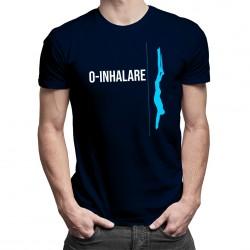 O-inhalare - T-shirt pentru bărbați