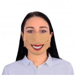 Model 1 - mască de protecție