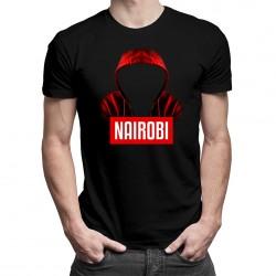 Nairobi - T-shirt pentru bărbați cu imprimeu