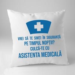Culcă-te cu asistenta medicală - perna