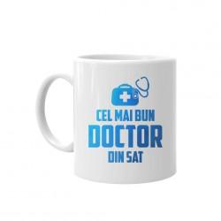 Cel mai bun doctor din sat - cană