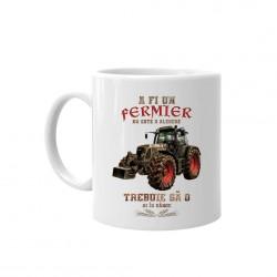 A fi un fermier nu este o alegere, trebuie să o ai în sânge - cană