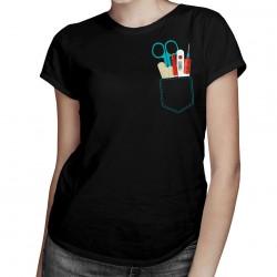 Buzunarul asistentei - T-shirt pentru femei