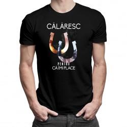 Călăresc pentru că îmi place - T-shirt pentru bărbați
