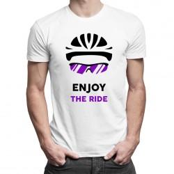 Enjoy the ride - T-shirt pentru bărbați și femei