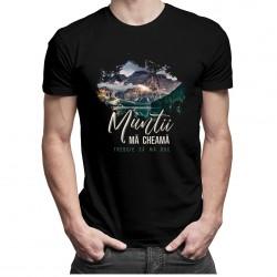 Munții mă cheamă - trebuie să mă ducv2 - T-shirt pentru bărbați
