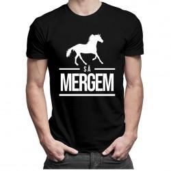 Să mergem - T-shirt pentru bărbați