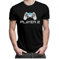 Player 2 v2- T-shirt pentru bărbați și femei