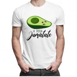 A doua jumătate v.2 - T-shirt pentru bărbați și femei
