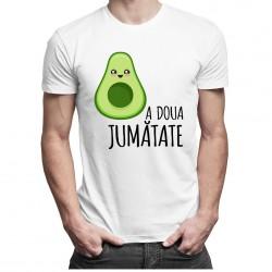 A doua jumătate v.1 - T-shirt pentru bărbați și femei