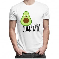 Prima jumătate v.1 - T-shirt pentru bărbați și femei