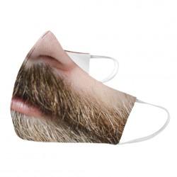Barbă - mască de protecție