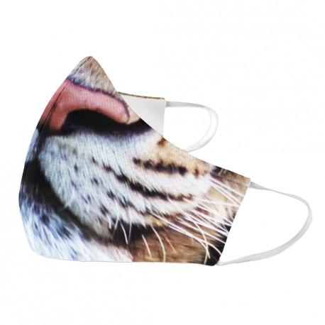 Tigru - mască de protecție
