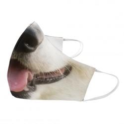 Câine - mască de protecție