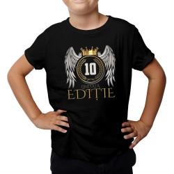Limitată Ediție 10 ani - tricou pentru copii cu imprimeu