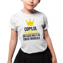 Copilul mijlociu - T-shirt pentru copii