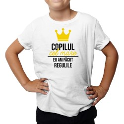 Copilul cel mare - T-shirt pentru copii