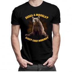 Berea a modelat acest corp minunat v1 - T-shirt pentru bărbați