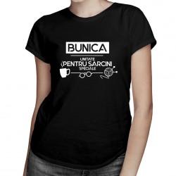 Bunica - unitate pentru sarcini speciale - T-shirt pentru femei
