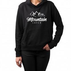 Mountain Lover - bluză cu glugă pentru femei