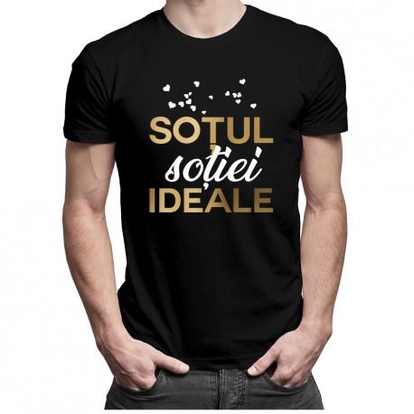 Soțul soției ideale - t-shirt pentru bărbați
