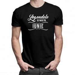 Legendele seLegendele se nasc în iunie