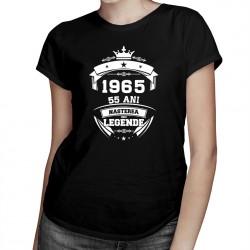 Nașterea unei legende - 55 ani! - T-shirt pentru bărbați și femei