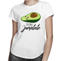 Prima jumătate v.2 - T-shirt pentru femei