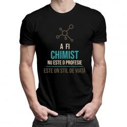 A fi chimist nu este o profesie - T-shirt pentru bărbați