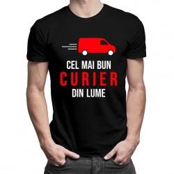 Cel mai bun curier din lume - T-shirt pentru bărbați