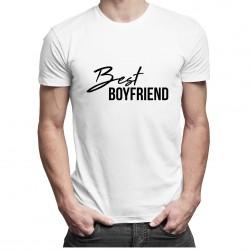 Best boyfriend - T-shirt pentru bărbați