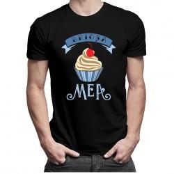 Brioșa mea - t-shirt pentru bărbați