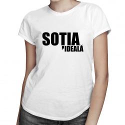 Soția ideală - T-shirt pentru femei